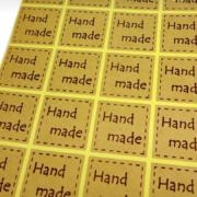 Naklejki-Hand-Made