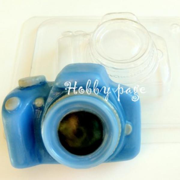 Пластиковая форма Фотоаппарат