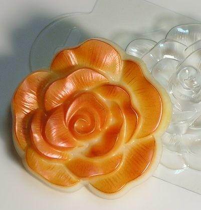 Пластиковая форма Дикая роза