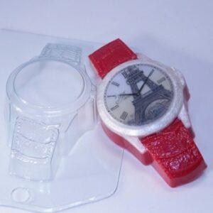 Пластиковая форма Часы 1