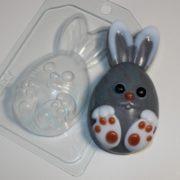 Пластиковая форма Кролик мультяшный
