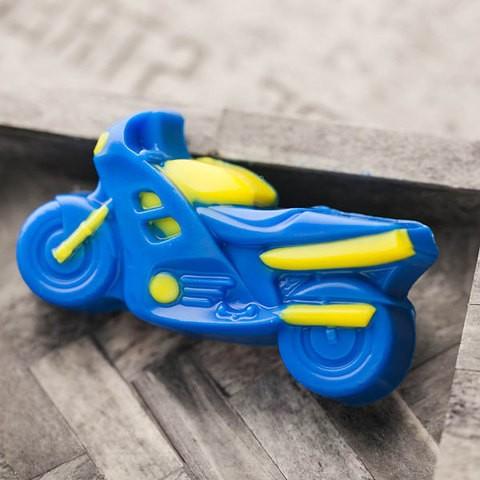 Пластиковая форма Мотоцикл