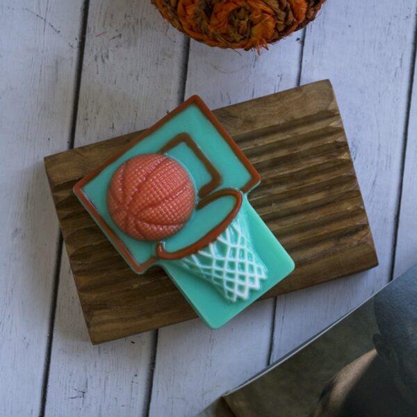 Пластиковая форма Баскетбол