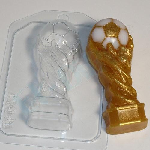 Пластиковая форма Футбольный кубок