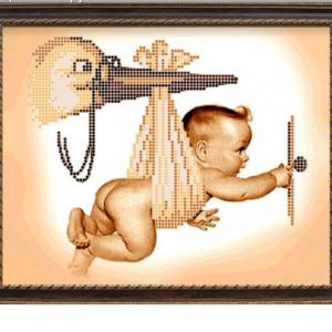 Схема Аист и малыш