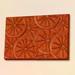 Текстурный лист Апельсин