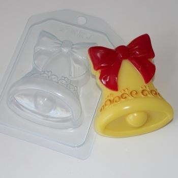 Пластиковая форма Колокольчик наличие вес