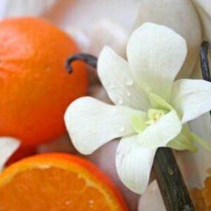 Отдушка Мандарин и ваниль