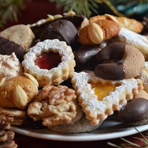Отдушка Французское печенье