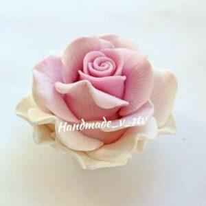 Силиконовая форма Королевская роза