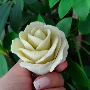 Силиконовая форма Роза букетная