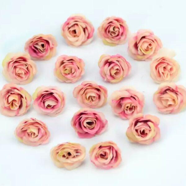 Розы декор 10 шт.