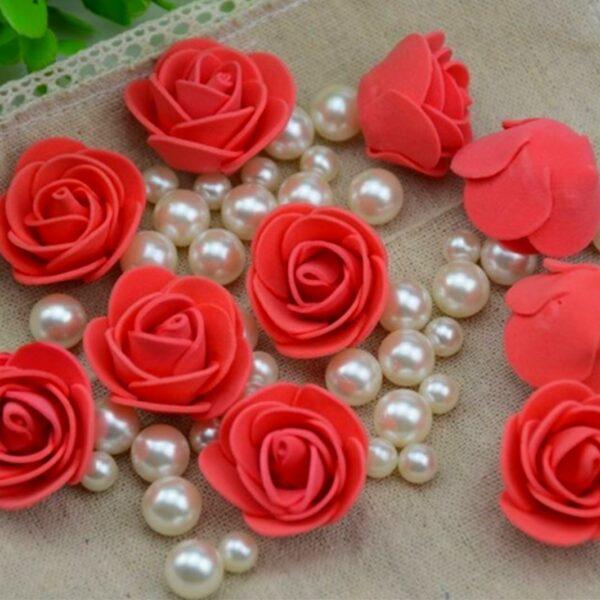 Розы красные 10 шт.