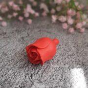 силиконовая форма бутон розы