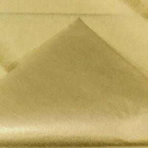 Бумага тишью золото 2 листа