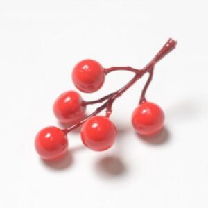 Насадка ягоды красные 10 шт