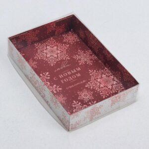 Коробочка Снежинки Н.Г 1712