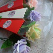 Конус под розу Розовый 2 шт (2)