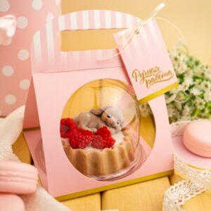 Сумочка для купола Розовая