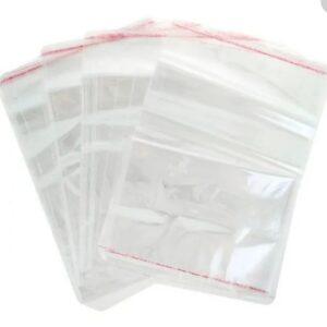 Пакет с клеевой полоской 10 шт 3550 см