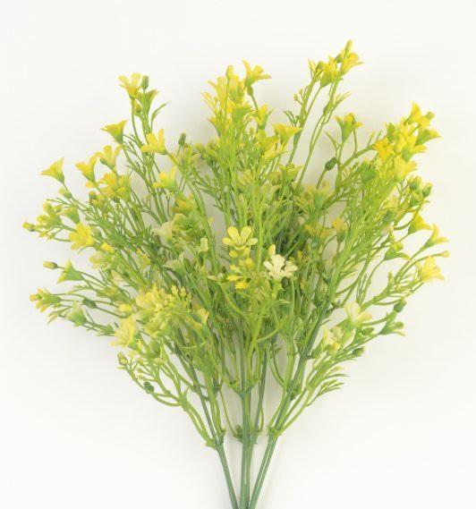 Куст Валонь (мелко цвет. желт)