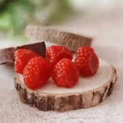 Молд Малина без дырок пищевой силикон (2)